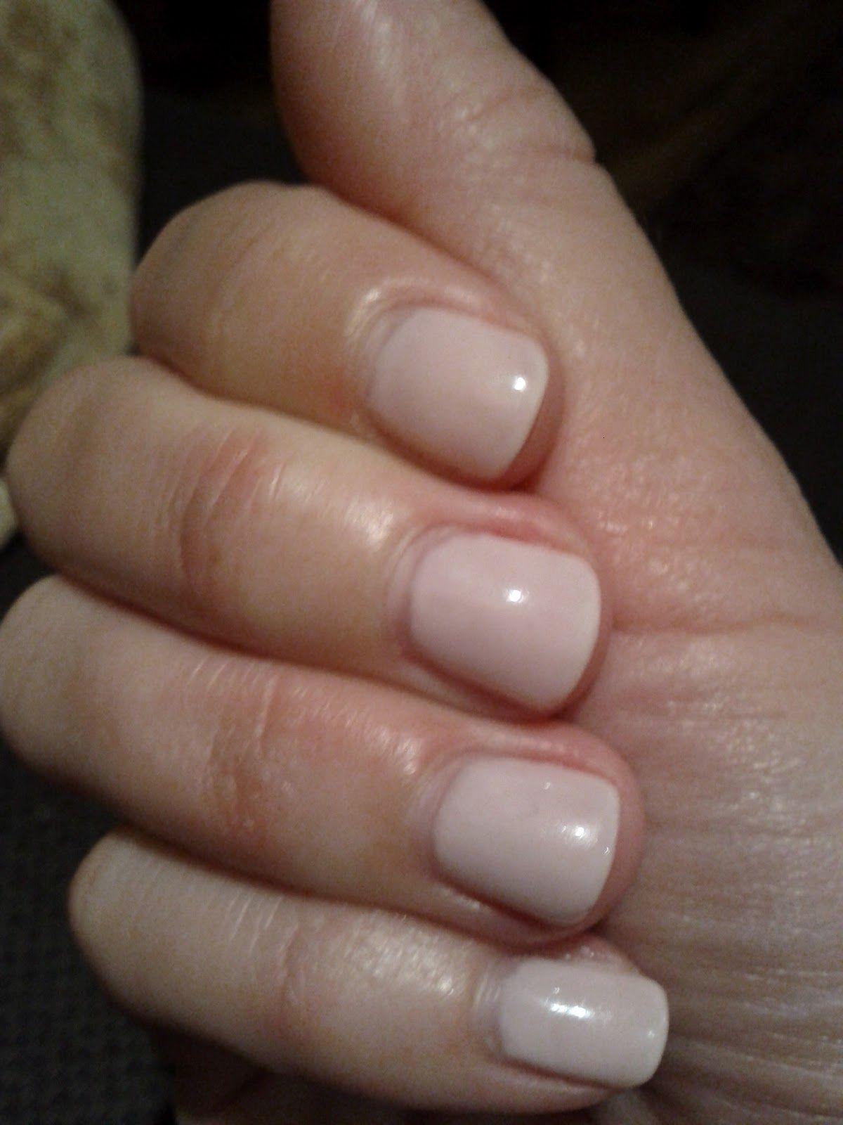 Gelish Sweet Dream | Nails | Pinterest