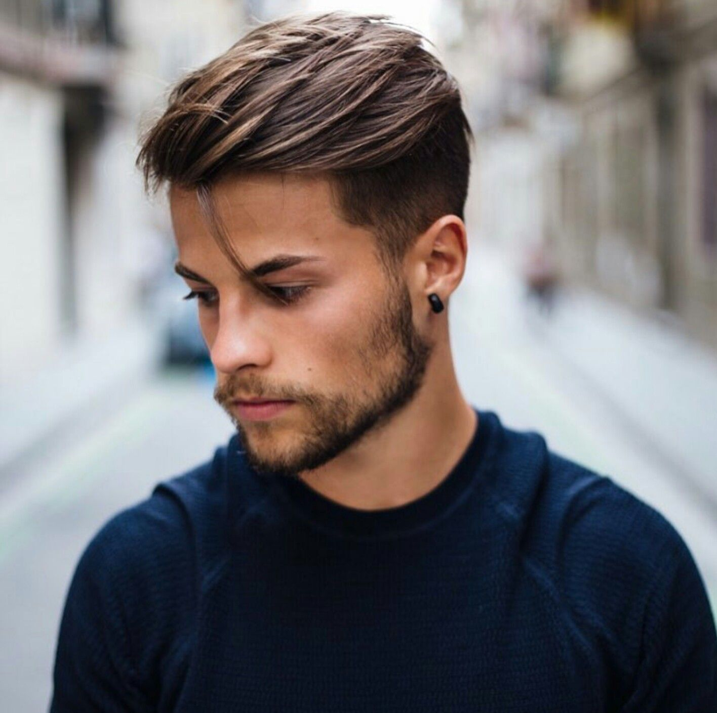 Mens haircuts with beards pin by emma dunn on menus hairstyles  pinterest  haircuts mens