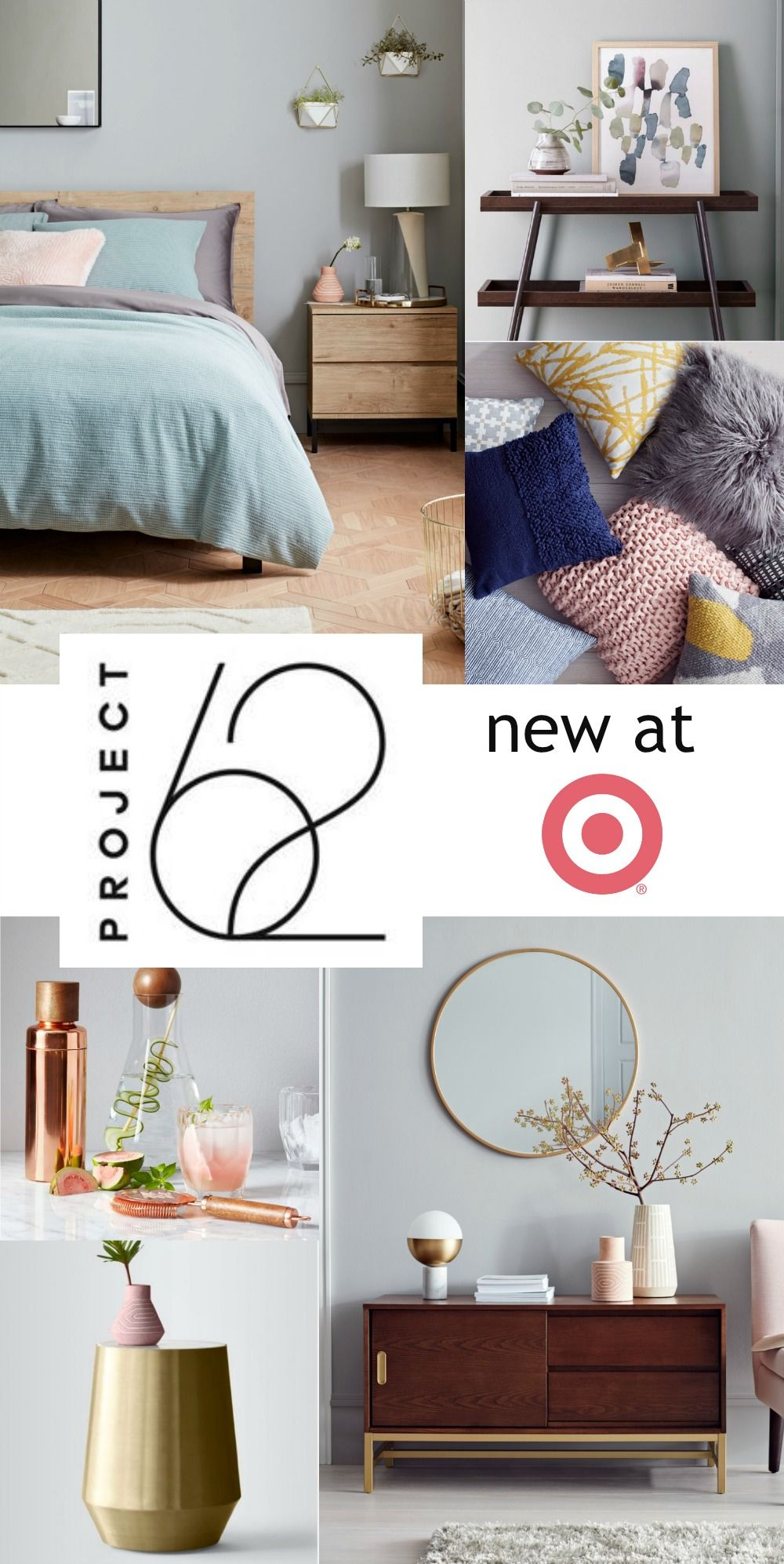 Target Debuts New Project 62 Furniture And Home Decor And We Love It Target Home Decor Home Decor Decor
