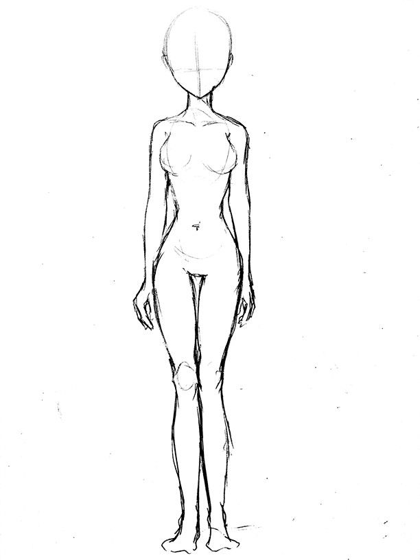 manga #anime #girl #anatomy | Anime | Pinterest | Manga anime girl ...