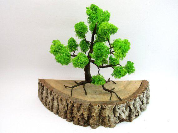 Artificial Bonsai Tree Terrarium Tree Products Fairy