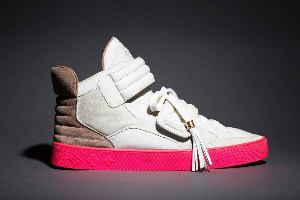 The Realreal Is Selling Kanye West S Louis Vuitton Shoes From 2009 Kanye Louis Lou In 2020 Louis Vuitton Shoes Sneakers Louis Vuitton Sneaker Louis Vuitton Shoes