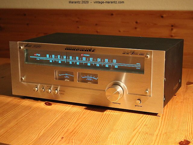 marantz 2020 vintage tuner pinterest audio rh pinterest com