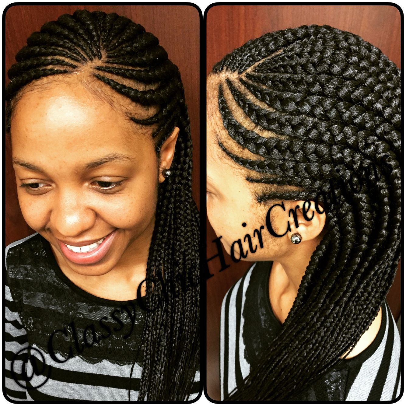 Miraculous Braids Cornrow Natural Hair Protective Styles I Heart My Mane Hairstyle Inspiration Daily Dogsangcom