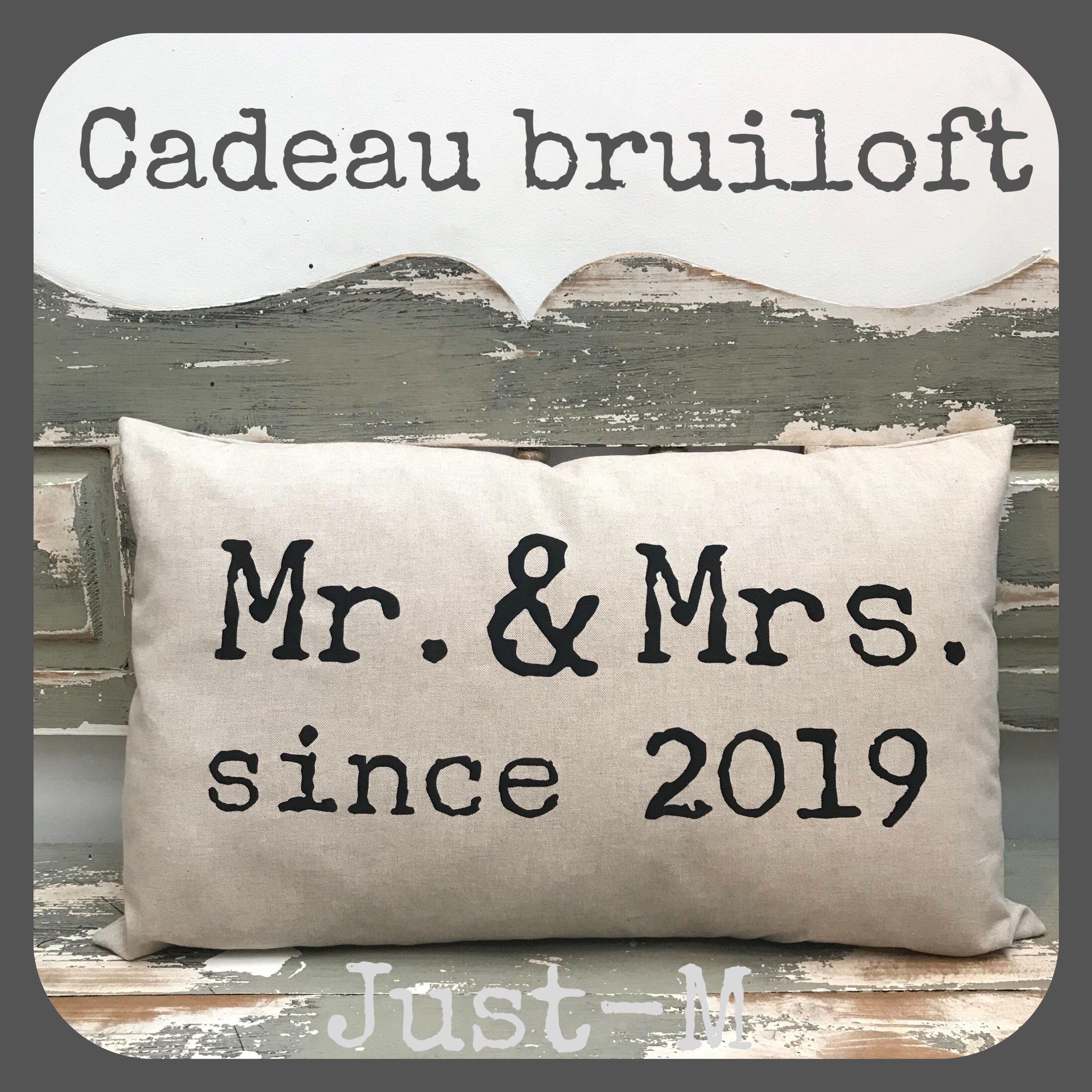 Een Origineel En Persoonlijk Cadeau Voor Een Bruiloft Een