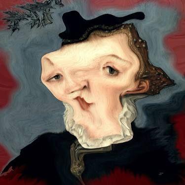 New Renaissance (Portraits Collection) - Original ... - Limited Edition 1 of 1
