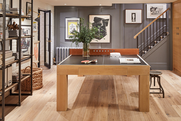 Basement Makeover: The Ultimate All-Ages Rec Room