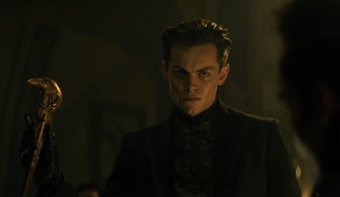 Kaz Brekker in 2021   Freddy carter, The grisha trilogy, Six of crows