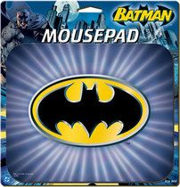Dc Batman Logo Mousepad - goHastings