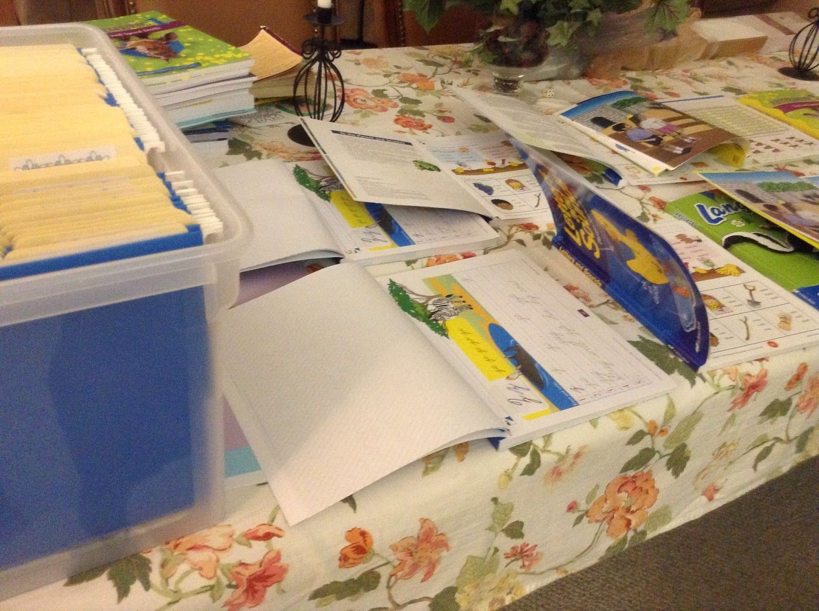 Seasons Of Life How To Organize Abeka Curriculum For Elementary Grades