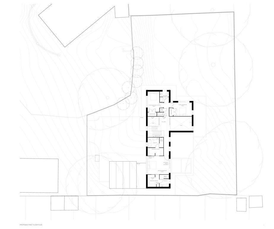 Merrodown By Stephen Davy Peter Smith Architects 20 Peter Smith Architect Stephen
