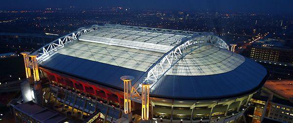 Stadion Ajax Nl Voetbal