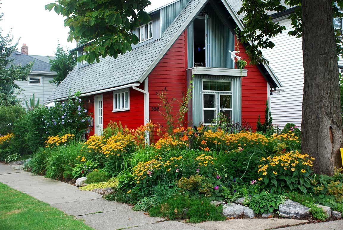 Garden Walk Buffalo Cottage District 5: Cottage District, Garden Walk Buffalo, NY