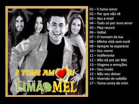 Limao Com Mel E Tome Amor 2004 Carlene Voce Me Completa