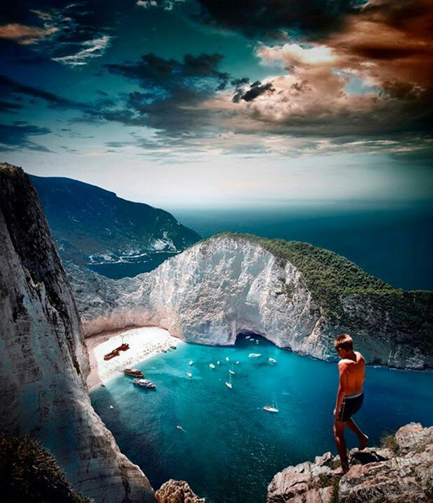 Most Beautiful Places Zakynthos: Zakynthos,Navagio Beach,Greece