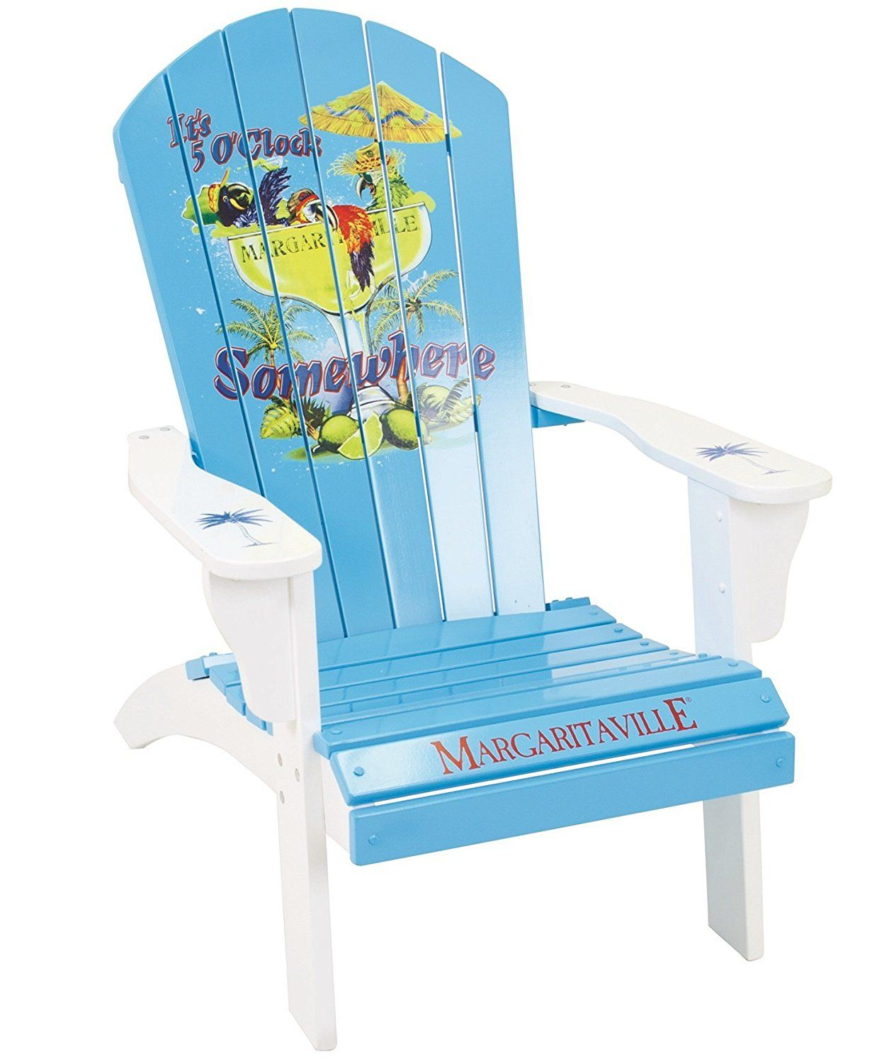 Margaritaville Outdoor Adirondack Chair It S 5