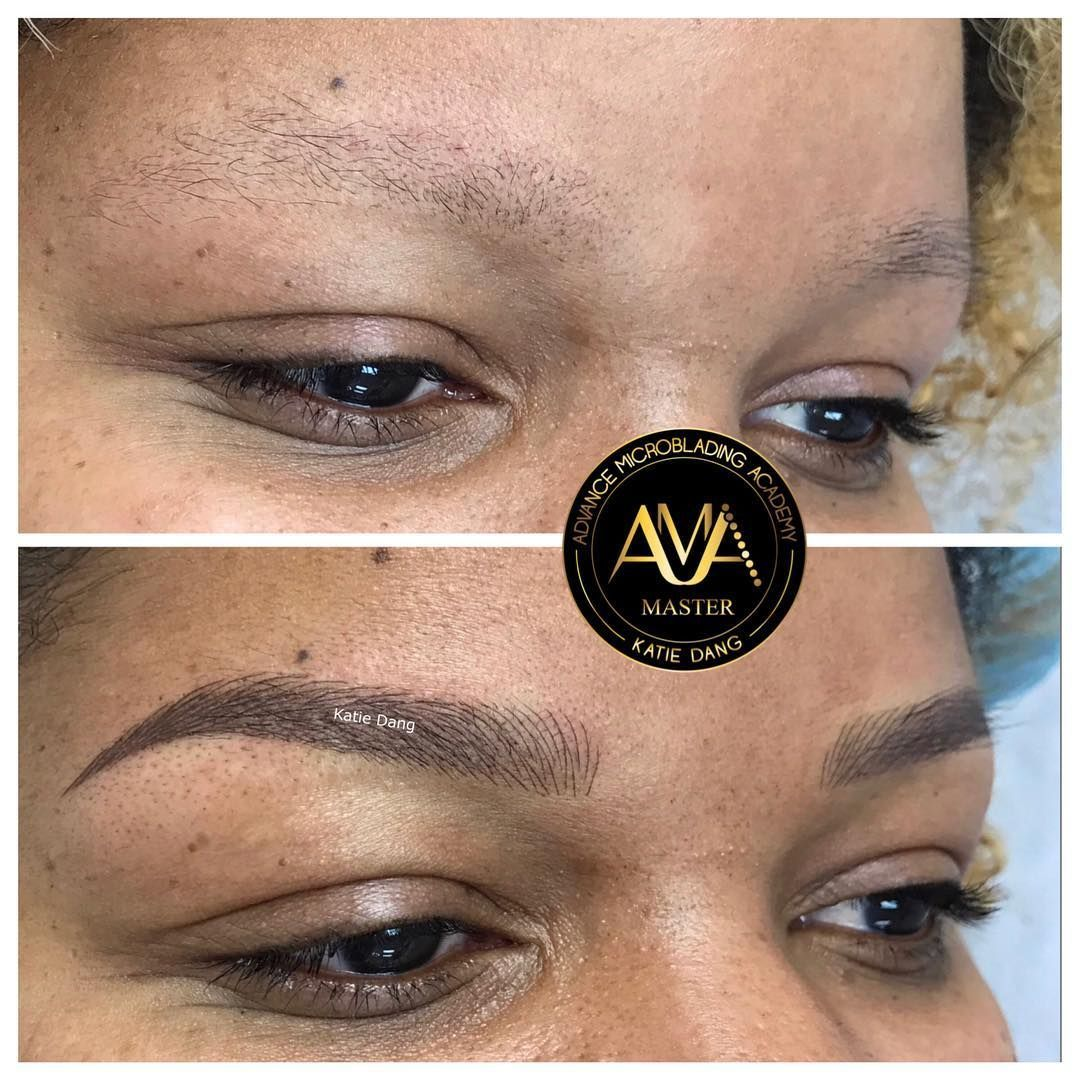 Microblading by Katie Dang  Service & Training Available