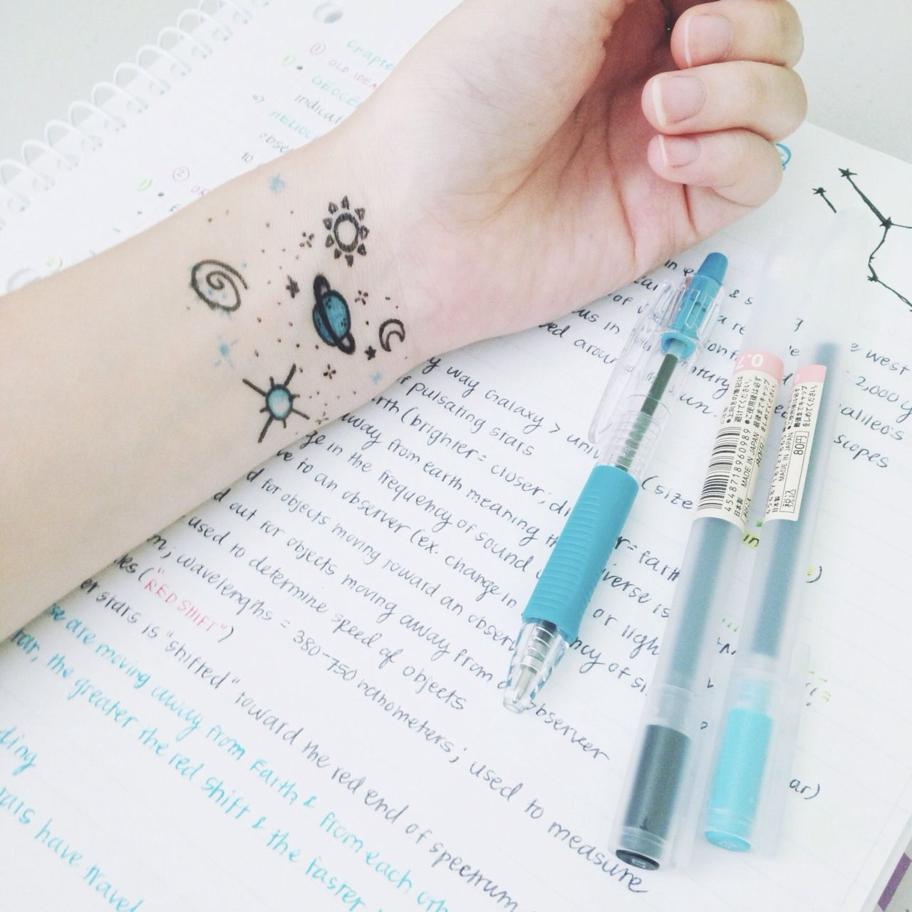 Notes Icon Aesthetic Pastel