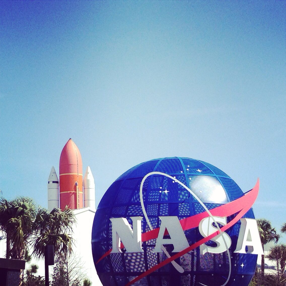 Kennedy Space Center visitors center Summer travel