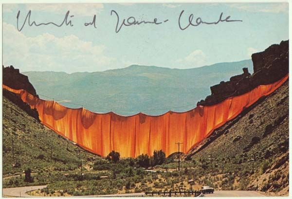 17 Best images about Christo on Pinterest | Environmental art ...