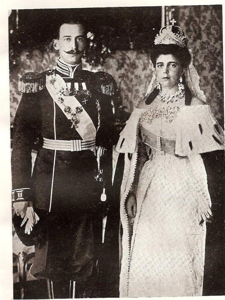 Wedding Of Prince Nicholas Of Greece Denmark And Grand Duchess Elena Of Russland Victoria Englische Prinzessin