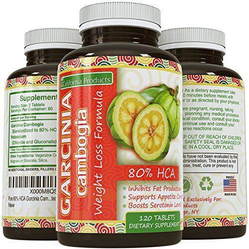 Richtige Ernährung Garcinia Cambogia Extrakt Bewertungen