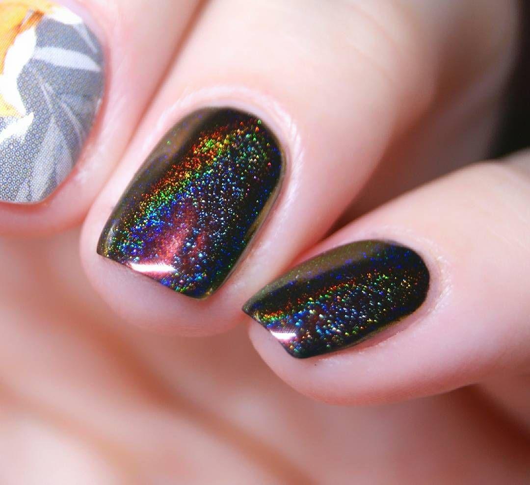 1 99 0 2g Born Pretty Pea Holographic Chameleon Nail Powder Mirror Art Chrome Pigment Glitters