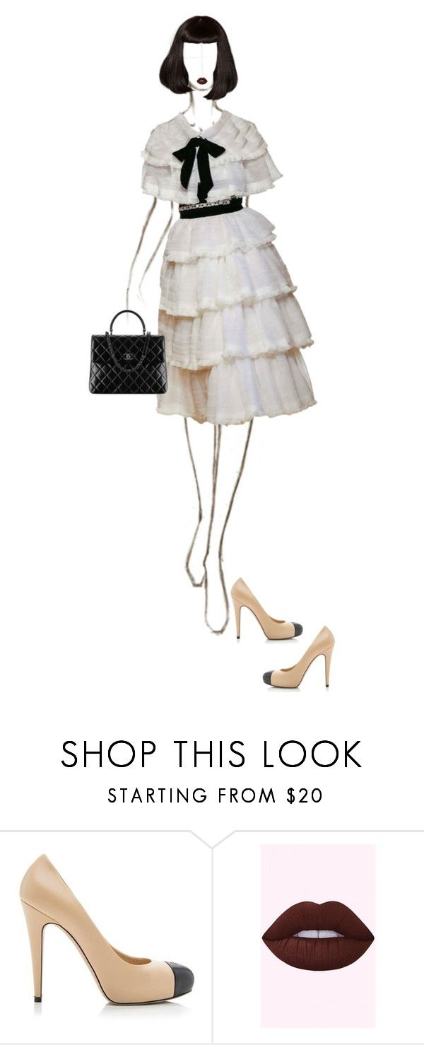 """""""Chanel Haute Couture"""" by ladygagafashion ❤ liked on Polyvore featuring Chanel"""