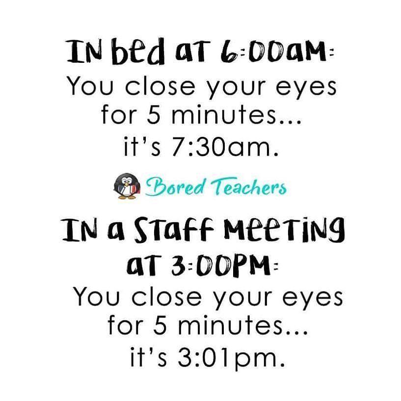 Longest Minutes Ever Teacher Quotes Inspirational Teacher Jokes Bored Teachers