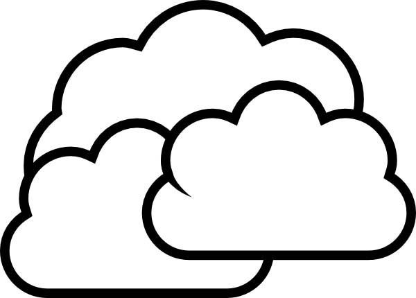 Cloud Coloring Page Google Search Coloring Pages Clouds Online Coloring Pages