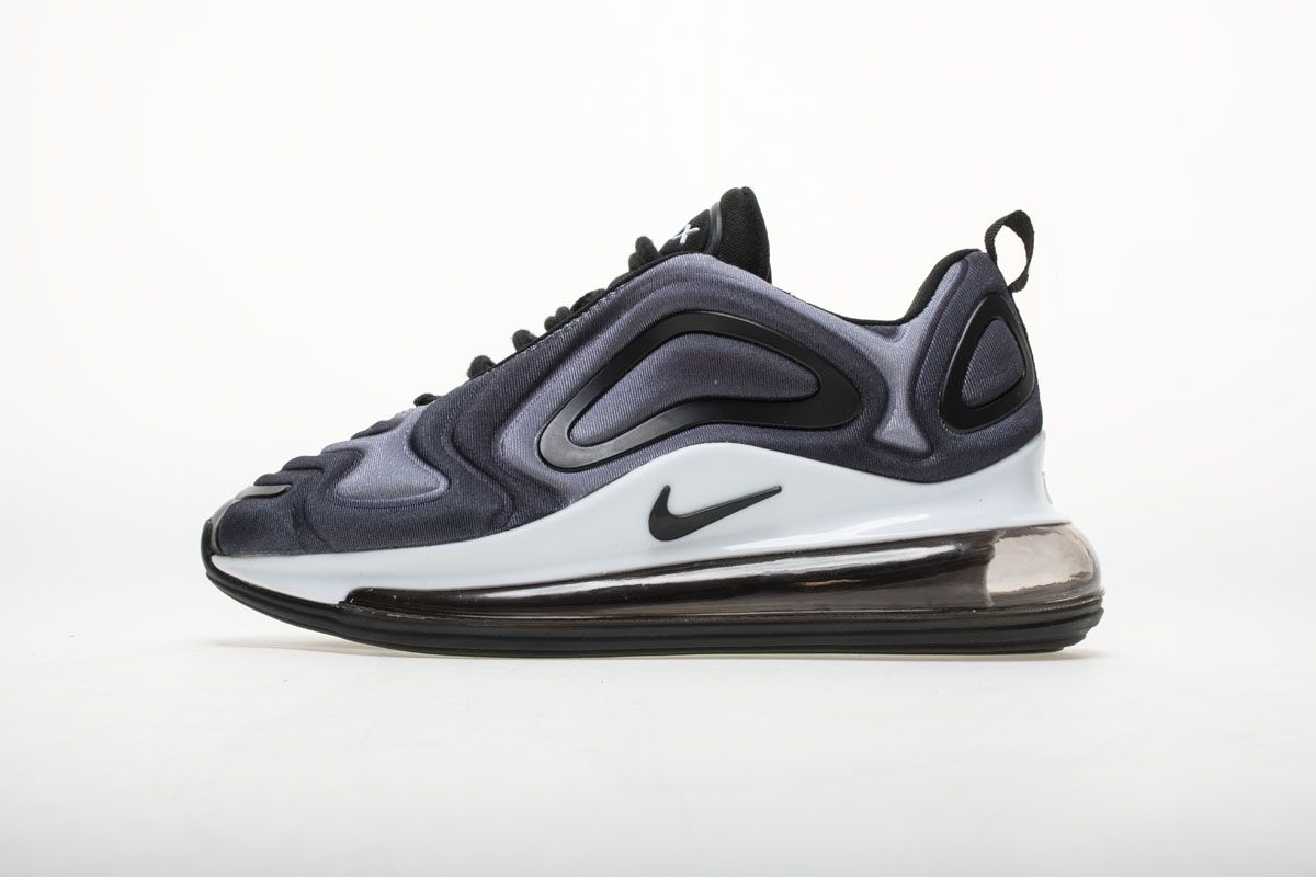 31f2d66e5be6f Nike Air Max 720 Black White AR9293-001 Sneaker 1