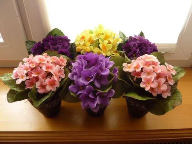 Sztuczne Kwiaty Doniczkowe I Kompozycje W Doniczce