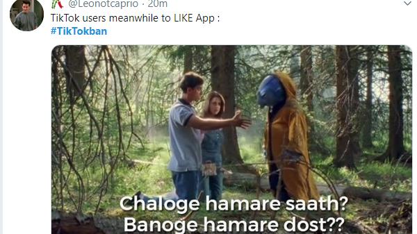 Tiktok App Ban News In Hindi لم يسبق له مثيل الصور Tier3 Xyz