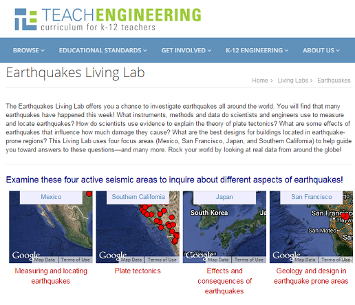 Earthquake Living Lab The Theory Of Plate Tectonic Activity Recent Activities Essay Prompt Conclusion