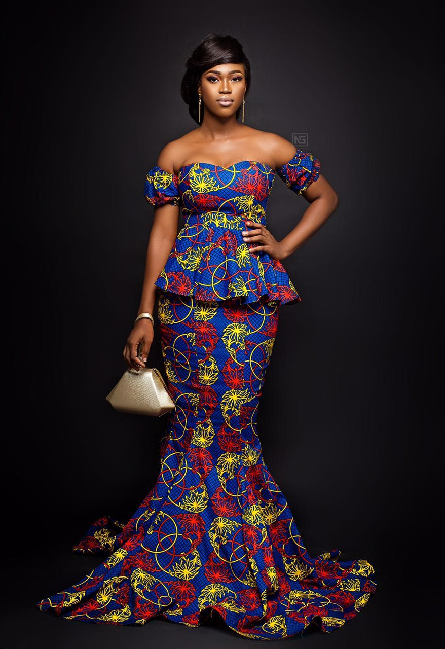 Evening Dresses Ghana