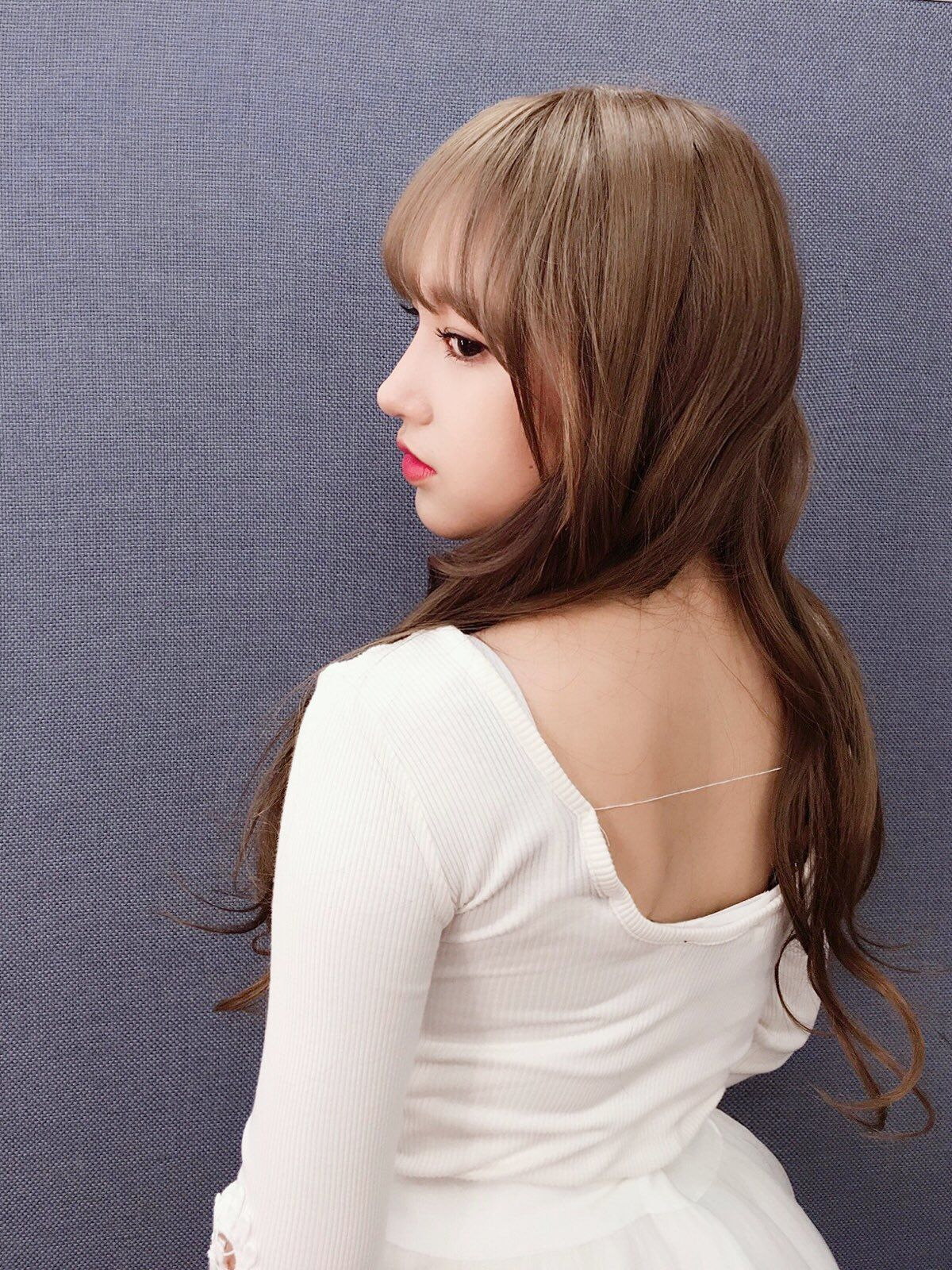 WJSN ChengXiao  #back