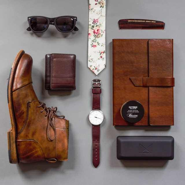 Flatlays [OC  Menswear, Americana, misc ] – Outfit grid #outfitgrid