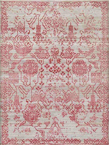 Pink Vintage Rug