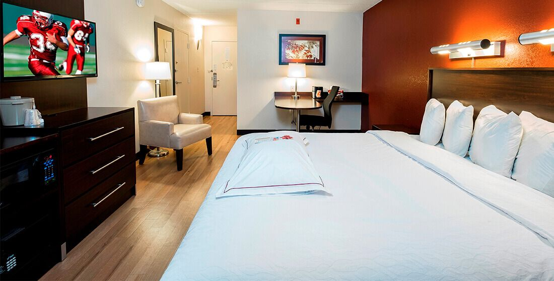 Cheap smoke free hotels in danville ky red roof plus