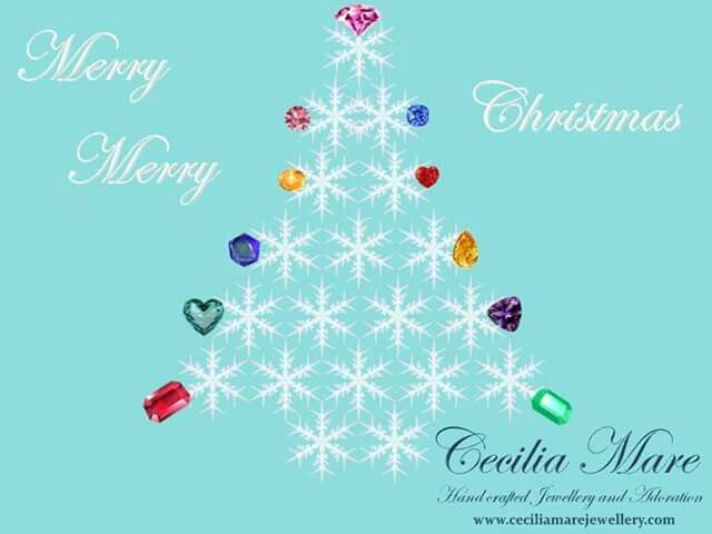 just e few hours for christmas jewel yourself with love wwwceciliamarejewellerycom beauty fashion pinterest jewel