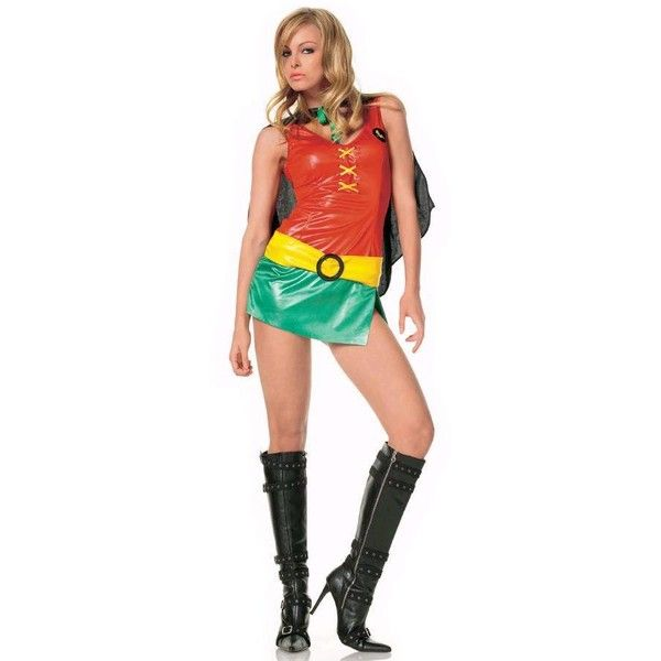 WD Lingerie - Super Hero Costumes / Comic Book Outfits - Heroes &... via Polyvore