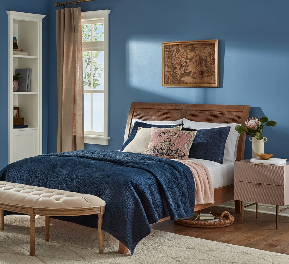 HGTV Home by SherwinWilliams Declares That 'Romance' Is
