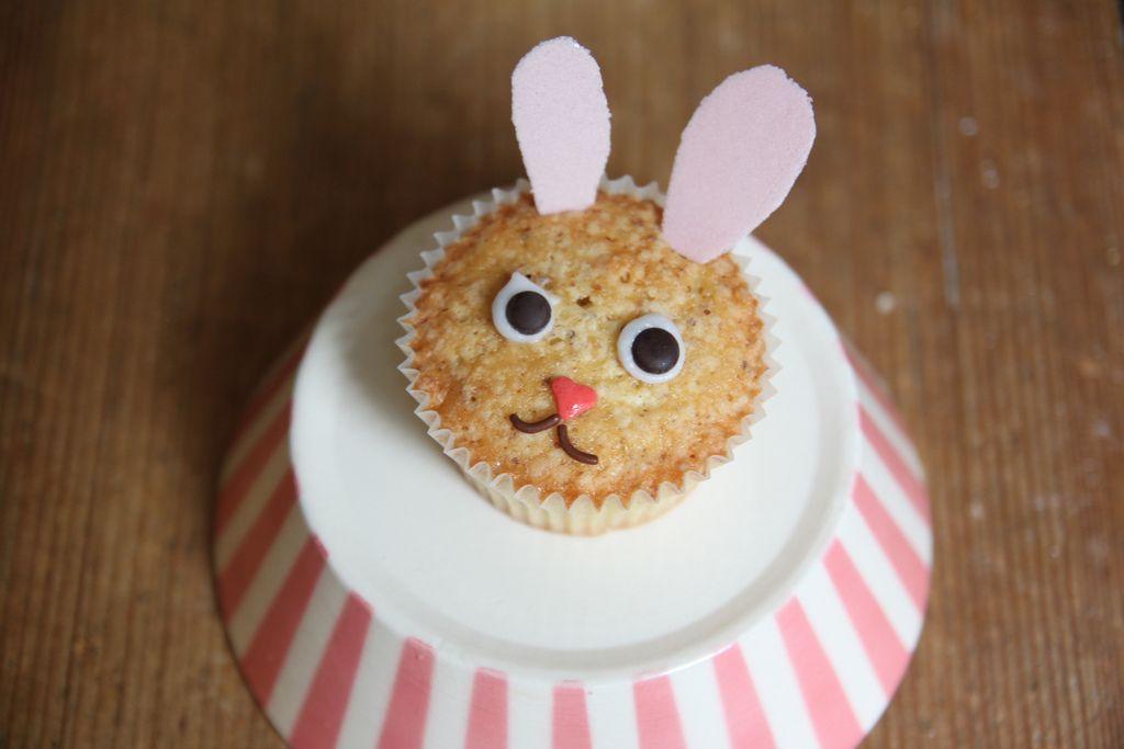 pink bunny madeleine