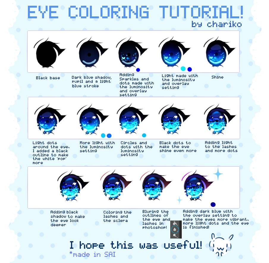 Pin By Tứ Diệp Thảo On Thời Trang In 2020 Coloring Tutorial Anime Eye Drawing Digital Art Tutorial