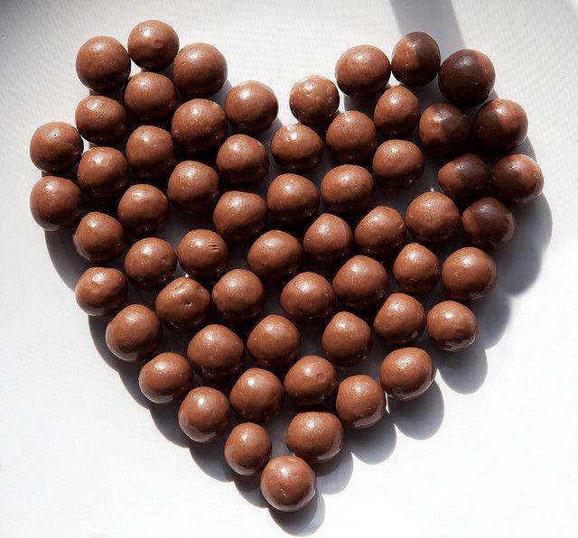Uhm! Chokolade!