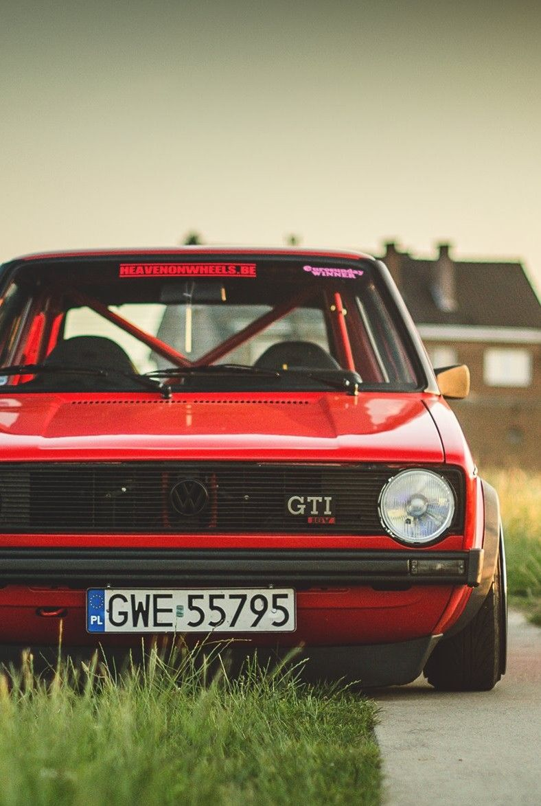 Vw Rabbit Gti Valokswagen Valleymotorsvw Volkswagen Golf Mk1