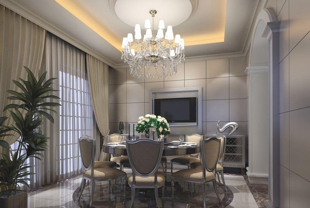 European interior home design description style