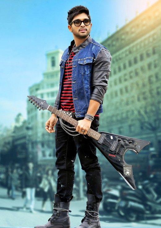 Allu Arjun In Iddarammayilatho Movie Stills | Tollywood ...