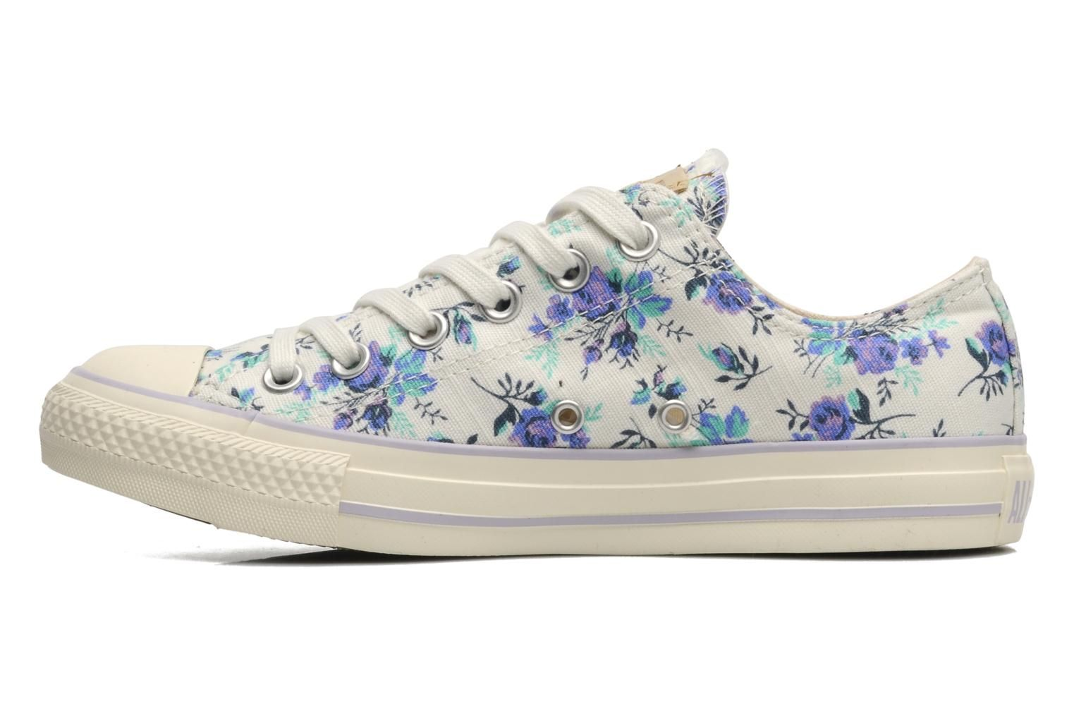 b845ede14ff1 Chuck Taylor All Star Floral Print Ox W by Converse (Multicolor ...