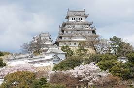 Dream destination, Japan: The taste of Petrol and Porcelain | Interior design, Vintage Sets and Unique Pieces www.petrolandporcelain.com himeji castle